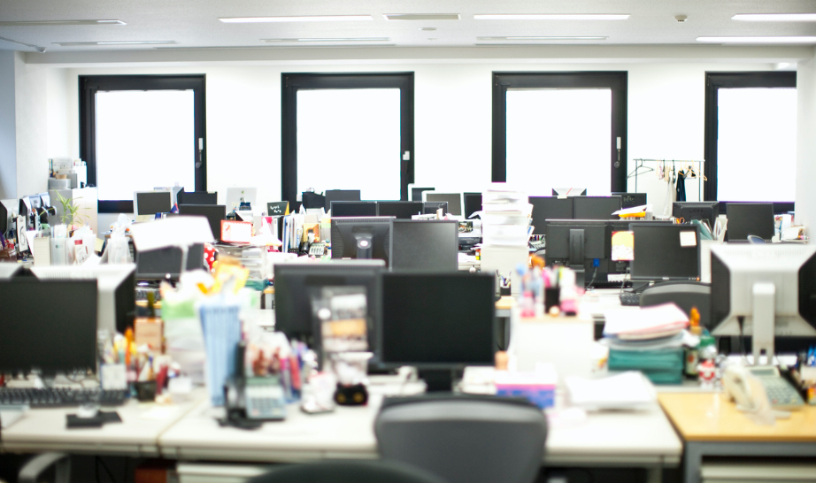 オフィスや店舗の整理・片付け