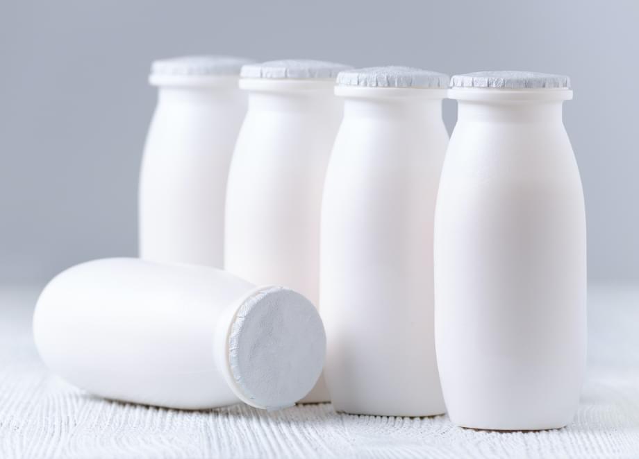 乳酸菌飲料の配布