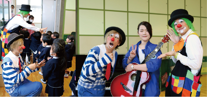 大橋運輸「笑顔の日」