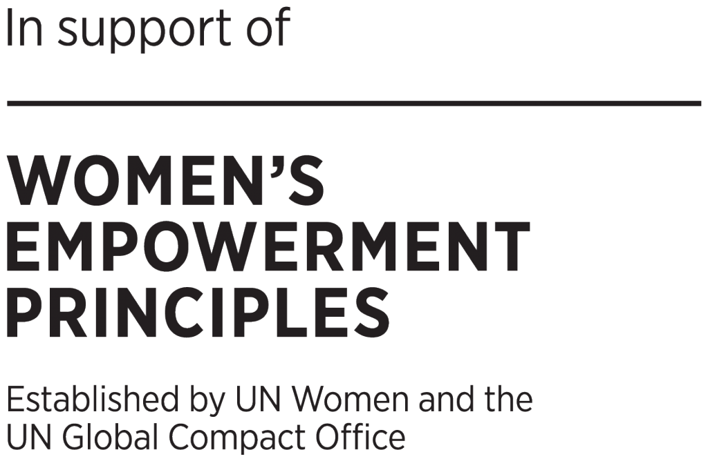 UN Women/WEPs署名企業となりました